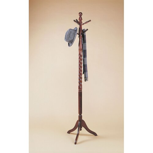 Heirloom Twist Coat Rack