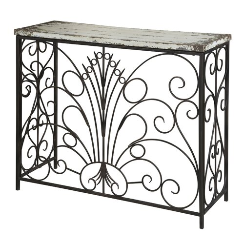 Powell Furniture Parcel Console Table