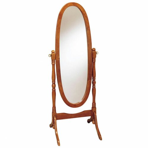 Powell Furniture Nostalgic Oak Cheval Mirror