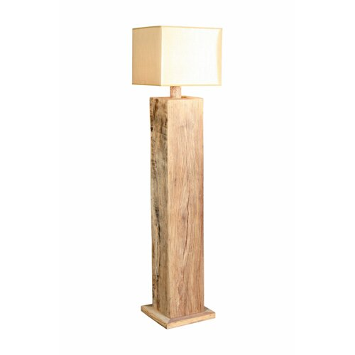 katigi designs reclaimed wood floor lamp reviews wayfair uk. Black Bedroom Furniture Sets. Home Design Ideas