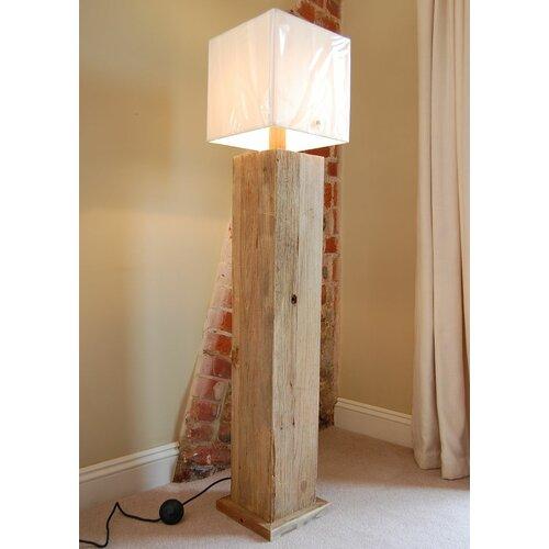 Wooden Floor Lamp Designs : Katigi Designs Reclaimed Wood Floor Lamp & Reviews  Wayfair UK