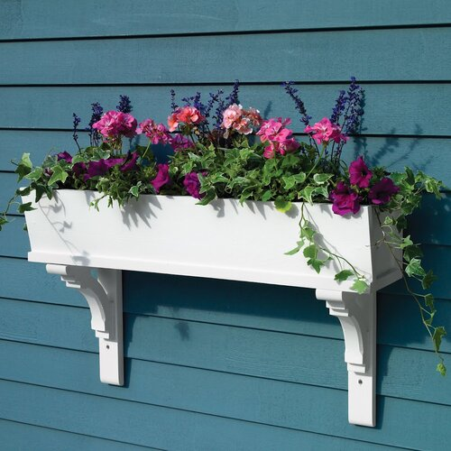 Good Directions Lazy Hill Farm Sunrise Window Planter Box