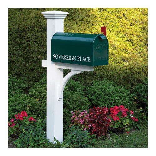 Lazy Hill Farm Sovereign Mailbox Post