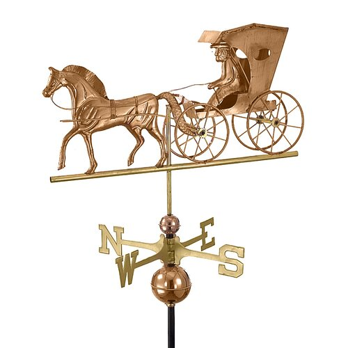 Good Directions Country Doctor Weathervane
