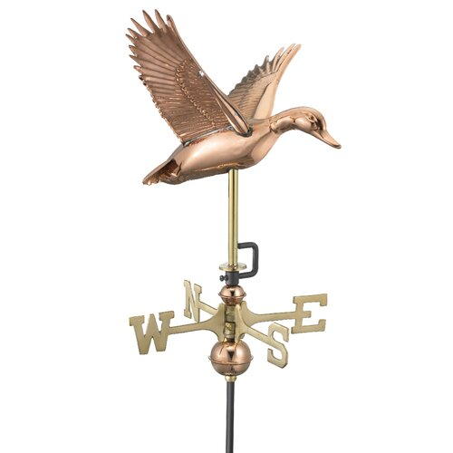 Good Directions Flying Duck Weathervane