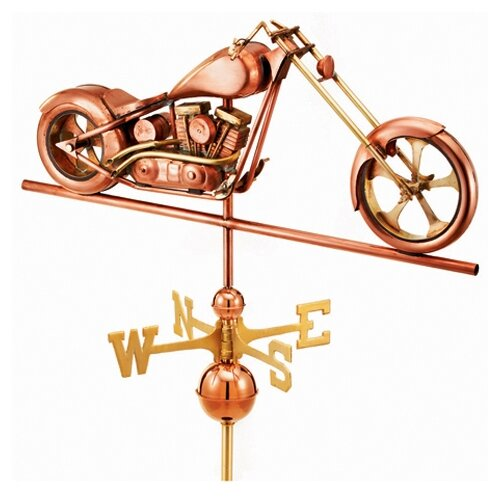 Good Directions Chopper Weathervane