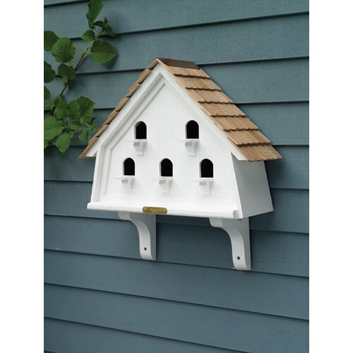 Good Directions Lazy Hill Farm Flat Bird House
