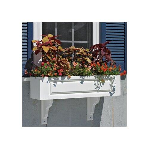Lazy Hill Farm Hampton Window Planter Box