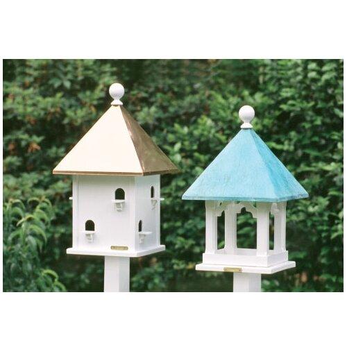 Good Directions Lazy Hill Farm Square Gazebo Bird Feeder