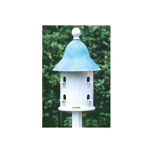 Good Directions Lazy Hill Farm Bell Bird House