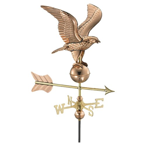 Good Directions Eagle Weathervane