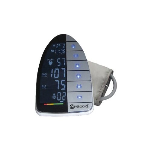 Clever Choice Elite Auto Arm Blood Pressure Monitor