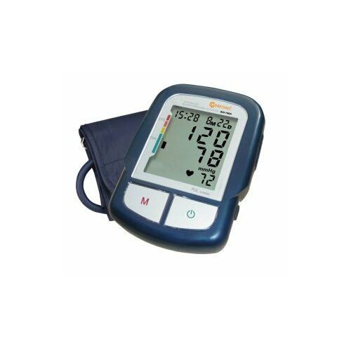 Clever Choice Fully Auto Digital Arm BP Monitor with 120 Memory