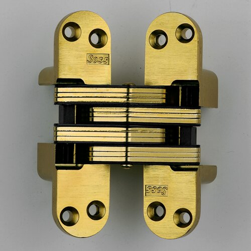 SOSS Invisible Hinge for Wood or Metal Application