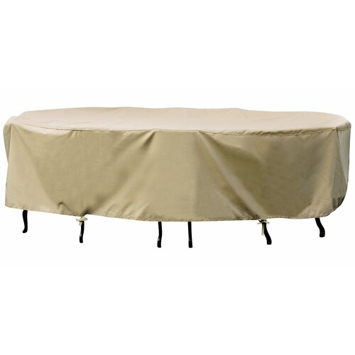 "Swim Time 54"" Round Dining Set Cover"