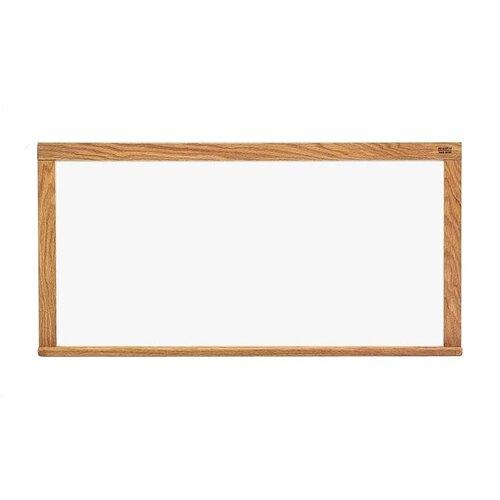 Marsh Pro-Rite Markerboards - Oak Frame 4' x 4'