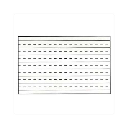 Marsh Graphics Markerboards - Penmanship Lines