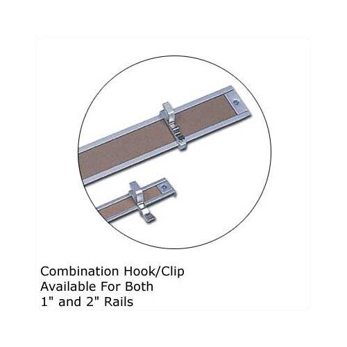 Marsh .5Map Rail Accessories - Combination Hook/Clip