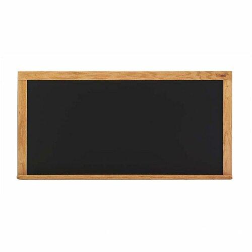 Marsh Composition Chalkboards - Oak Frame