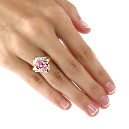 Palm Beach Jewelry Cubic Zirconia Ring
