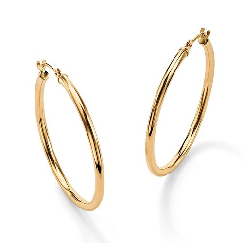 Hoop Pierced Earrings