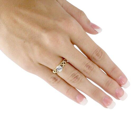 Palm Beach Jewelry Cubic Zirconia Ring