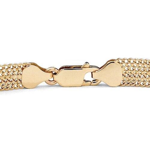 Palm Beach Jewelry Mesh Bracelet