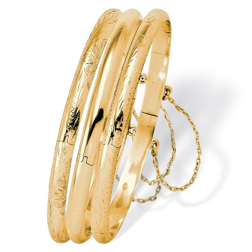 Bangle Bracelets (Set of 3)