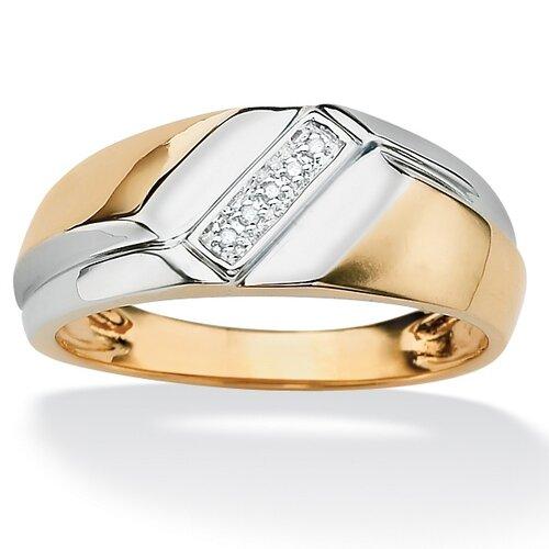 Men's Diamond Accent Ring