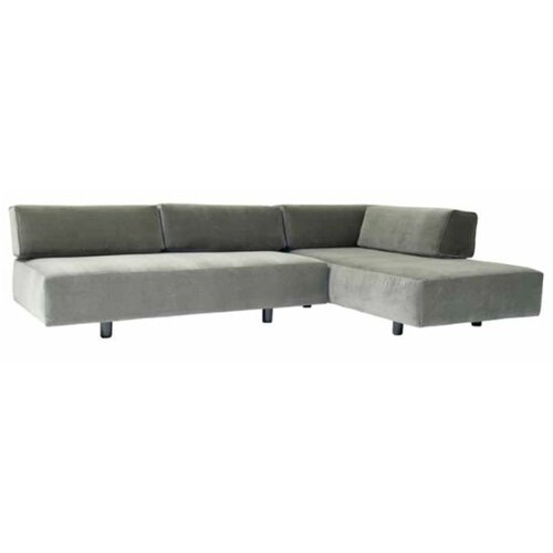 Huntington Industries Laguna Sectional Sofa