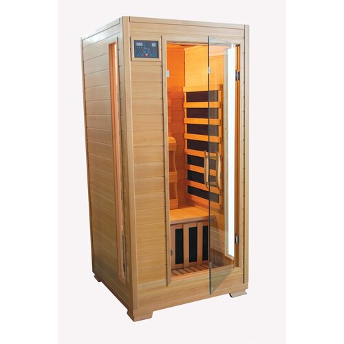 1 Person Carbon FAR Infrared Sauna