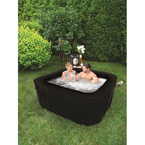 TheraPure 3-Person 130-Jet Inflatable Spa