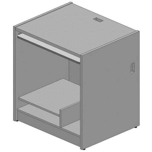 Paragon Furniture Circulation Book Return Unit
