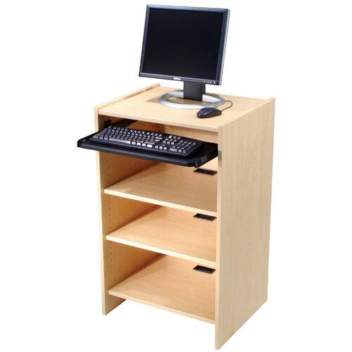 Paragon Furniture Circulation Corner Display Unit