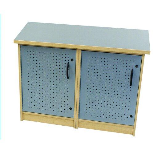 "Paragon Furniture 45"" 2 Box Technology Storage Unit"