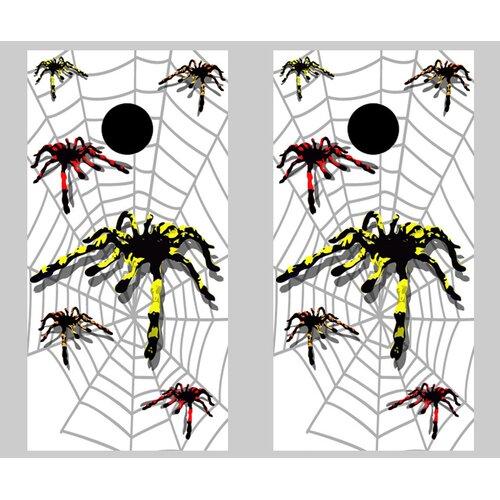 Spiders! Cornhole Bean Bag Toss Game