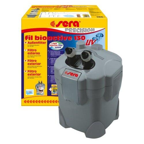 Sera Fil Bioactive Filter System 130   UV