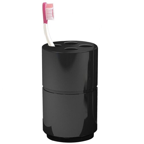 NU Steel Loft Toothbrush Holder