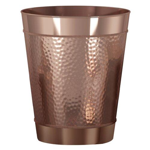 Copper Decorative Basket Wayfair