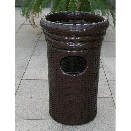 Deeco Casa Concealed Trash Bin & Reviews   Wayfair