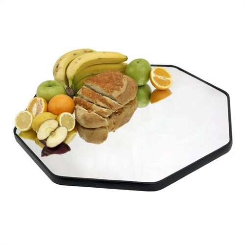 Octagonal Food Display Mirror