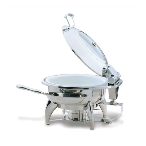 New Age Large Chafing Dish with Glass Lid