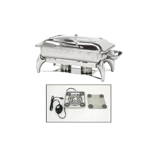 Electric New Age Rectangular Chafing Dish