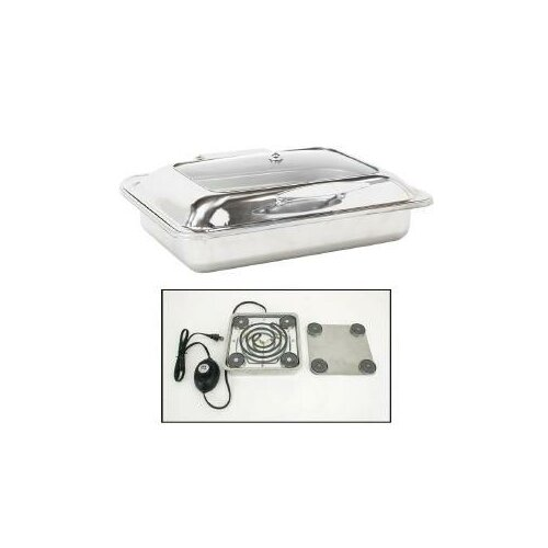 New Age Drop-In Electric Rectangular Chafing Dish