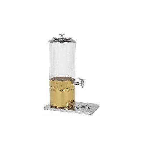 Buffet Enhancements Beverage Juice Dispenser with Freezer Block Insert