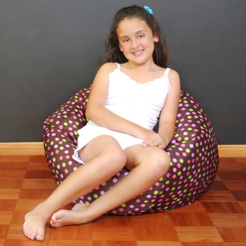 Elite Products Fun Factory Medium Bean Bag Chair