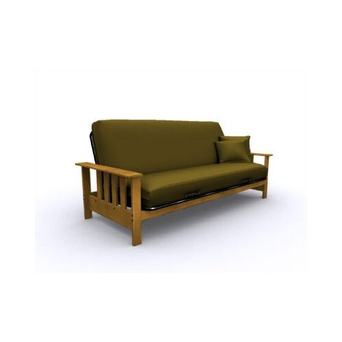 Elite Products Mead Full Sleeper Sofa