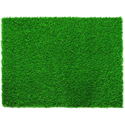 "Everlast Turf Diamond Pro Spring 90"" x 90"" Synthetic Lawn Grass Turf"