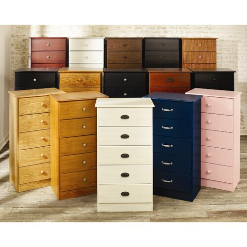 Lang Furniture Special 5 Drawer Chest Amp Reviews Wayfair