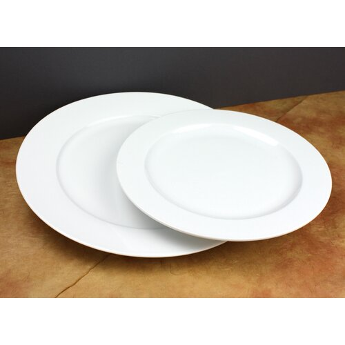 """Omniware Culinary Proware 12"""" Large Round Plate"""